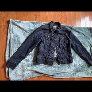 Lucky Brand Jean jacket. Good Condition. Size L